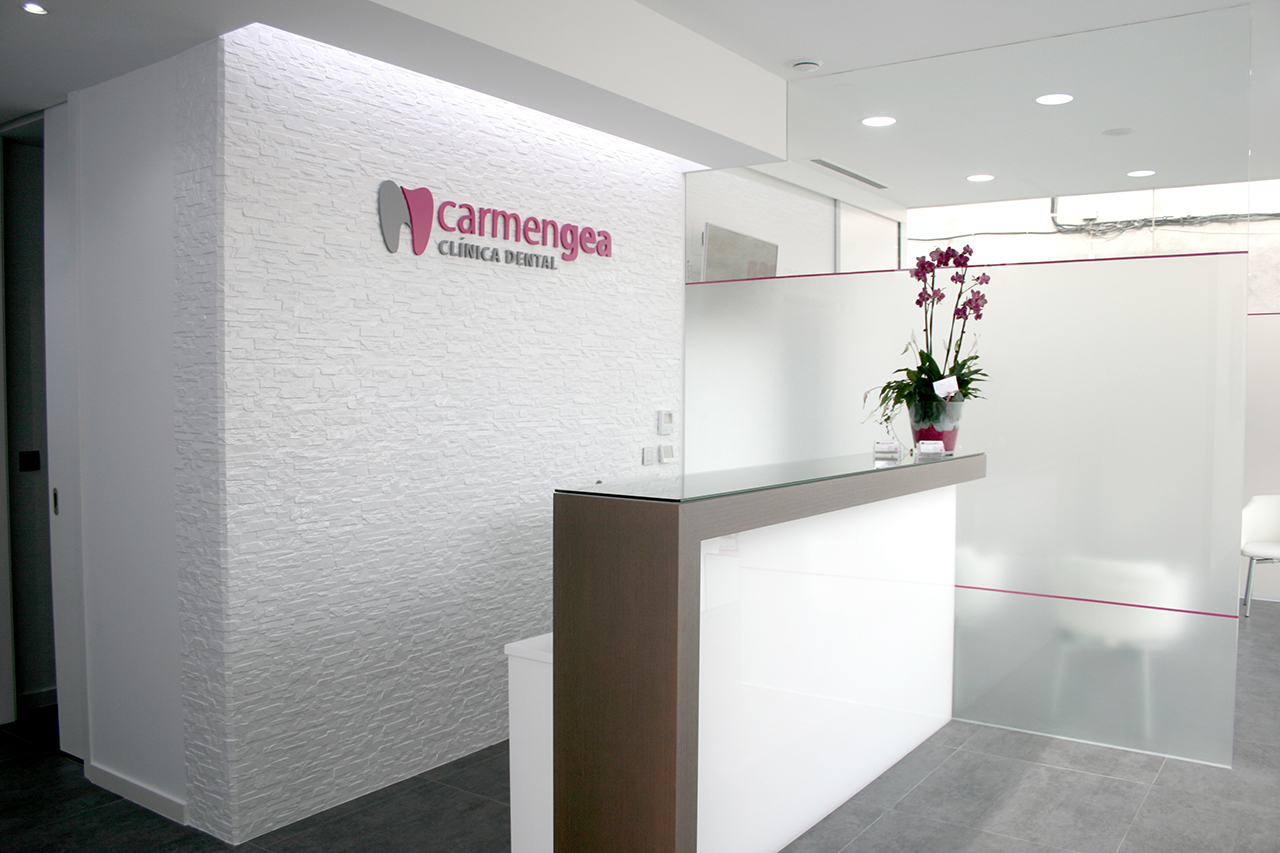 Carmen gea cl nica dental sanchezmarco arquitectos - Decoracion de clinicas dentales ...